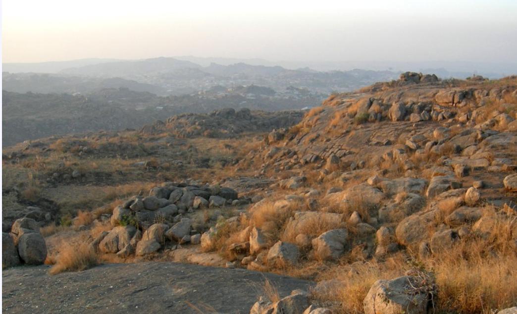 landscape nigeria